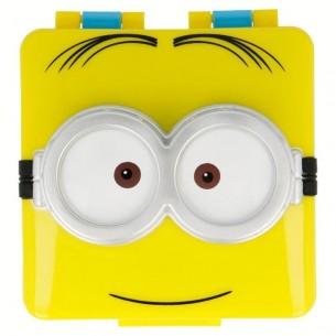 Fiambrera Minions 3D