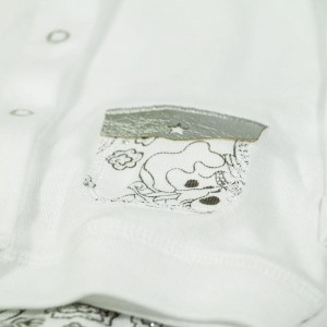 Conjunto Tattoo Blanco  Ropa Bebé - La Cesta Mágica