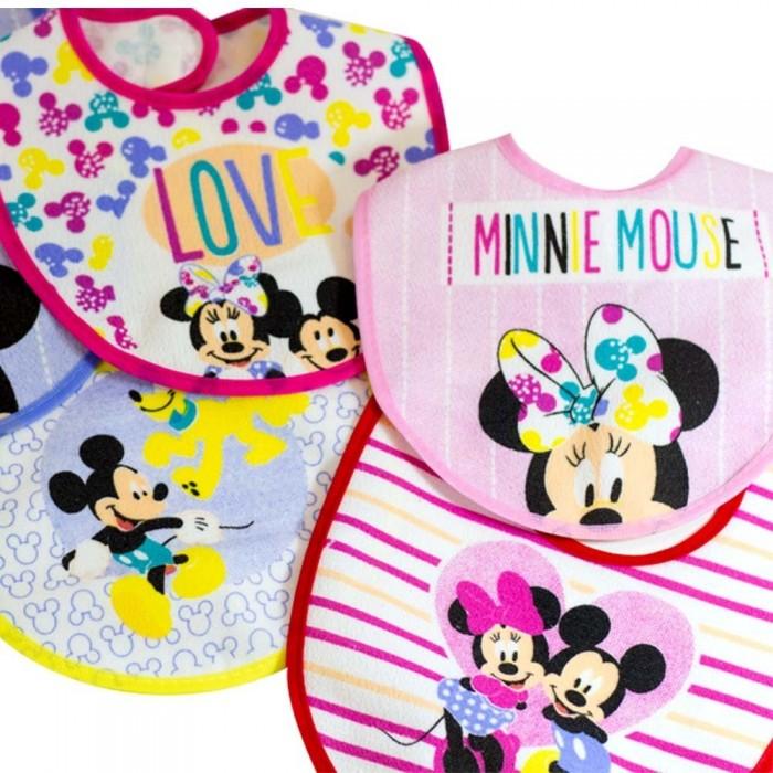 Babero Minnie o Mickey Grande  Solo Stock - La Cesta Mágica