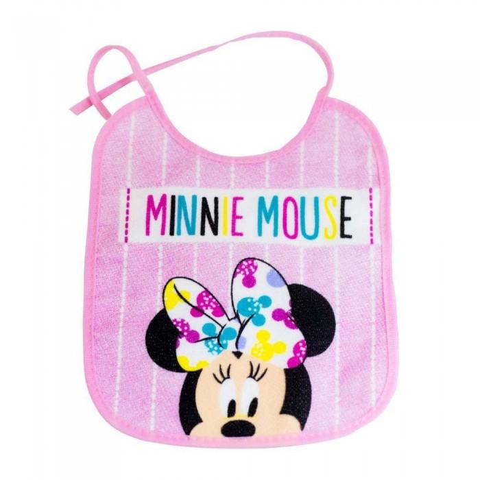 Babero Mickey o Minnie pequeño  Solo Stock - La Cesta Mágica