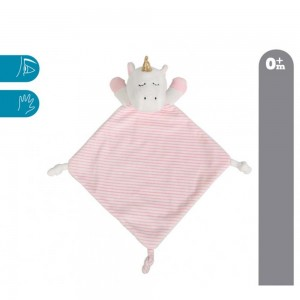 Dou Dou Unicornio Kiokids  Accesorios bebé - La Cesta Mágica