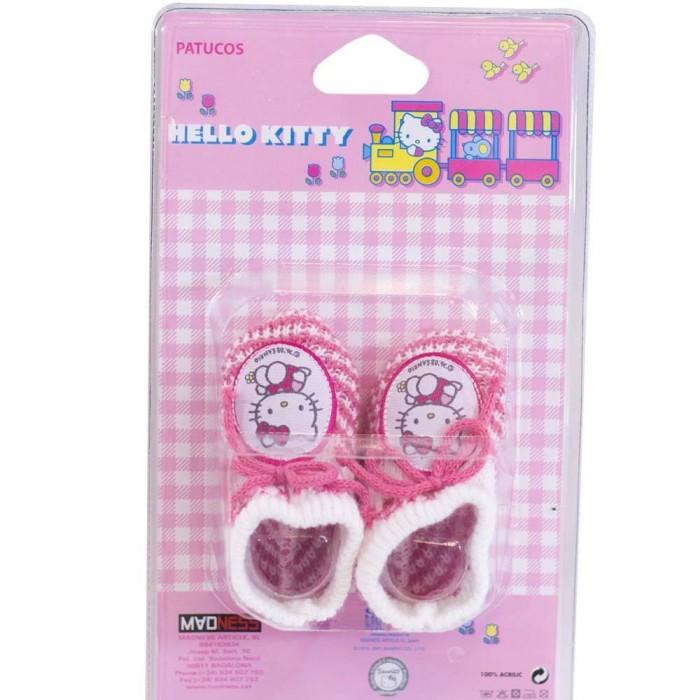 Patucos Hello Kitty  Solo Stock - La Cesta Mágica