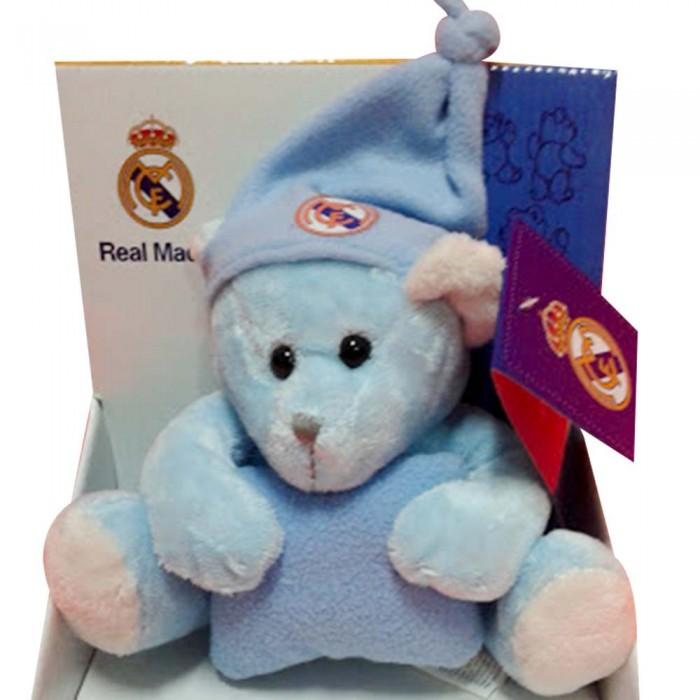 Peluche Real Madrid Oso Musical  Accesorios bebé - La Cesta Mágica