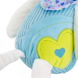 Peluche Colorines Azul  Accesorios bebé - La Cesta Mágica