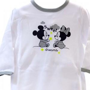 Conjunto 3 Piezas Bebe Disney Minnie & Mickey  Ropa Bebé - La Cesta Mágica