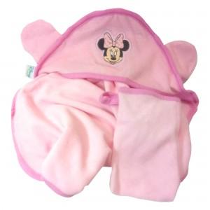 Capa de Baño Minnie Disney  Solo Stock - La Cesta Mágica
