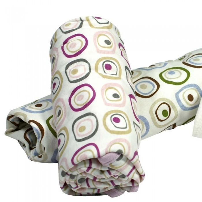 Manta Algodón Elasticado Colores  Accesorios bebé - La Cesta Mágica