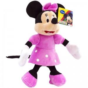 Peluche Minnie Mouse Soft 40cm  Peluches y Mas - La Cesta Mágica