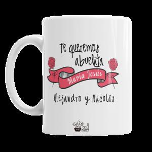 Taza para las Abuelas  Tazas Originales - La Cesta Mágica