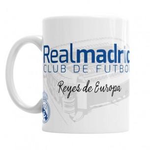Taza Real Madrid  Tazas Originales - La Cesta Mágica