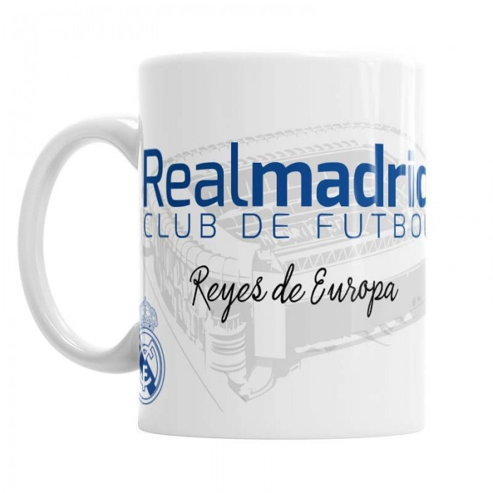 Taza Real Madrid  Tazas - La Cesta Mágica