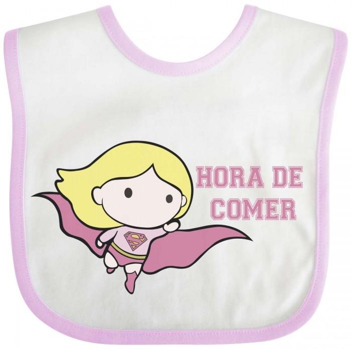 Babero Original Super Peque - Rosa  Accesorios bebé - La Cesta Mágica