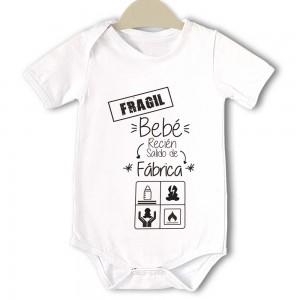 Body original para Bebé, Frágil bebé  Bodys Originales - La Cesta Mágica