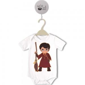 Body Original Baby Harry Potter  bodys - La Cesta Mágica