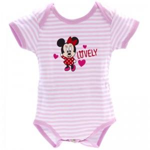 Canastilla para bebé I Love You Minnie II  Canastillas para bebes - La Cesta Mágica