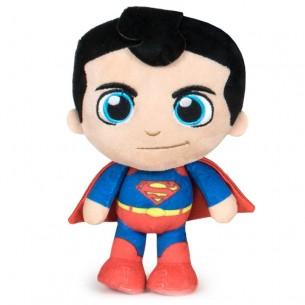 Peluche Super Man DC  Solo Stock - La Cesta Mágica