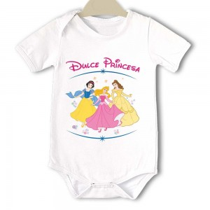 Body Original Princesa Disney  bodys - La Cesta Mágica