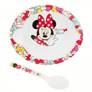 Cesta Disney Minnie  Canastillas para bebes - La Cesta Mágica