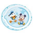 Cesta Bebé a Comer con Mickey