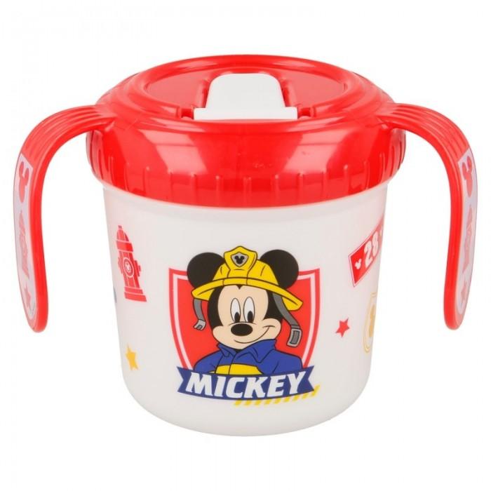 Taza Aprendizaje Mickey Disney To The Rescue  Accesorios bebé - La Cesta Mágica