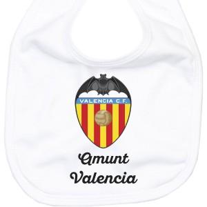 Babero Valencia para bebé  baberos - La Cesta Mágica