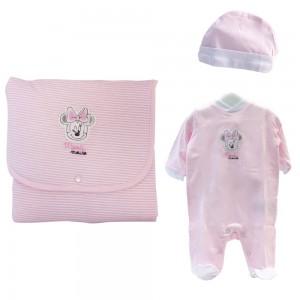Canastilla para bebé Disney Mimitos Niña  Canastillas para bebes - La Cesta Mágica
