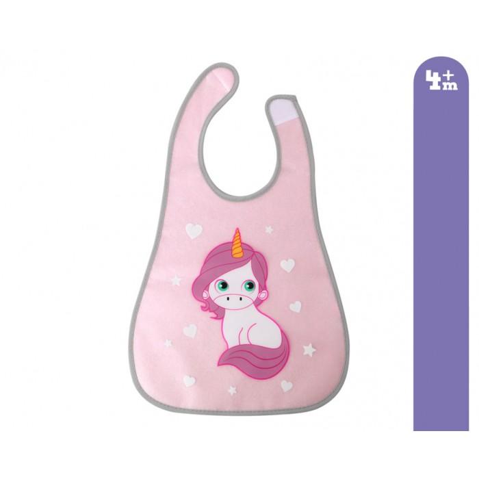 Babero Unicornio  Accesorios bebé - La Cesta Mágica