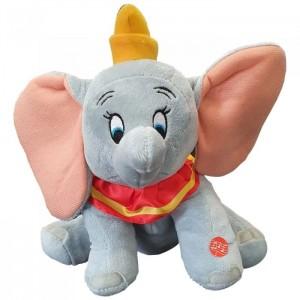 Peluche Dumbo con sonido 20cm  Peluches y Mas - La Cesta Mágica