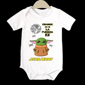 Body Original Baby Yoda  bodys - La Cesta Mágica