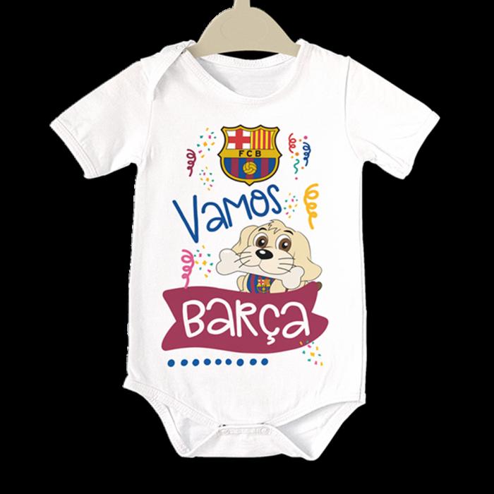 Body Original FC Barcelona  bodys - La Cesta Mágica