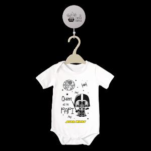 Body original para Bebé, Quien es mi papi  bodys - La Cesta Mágica