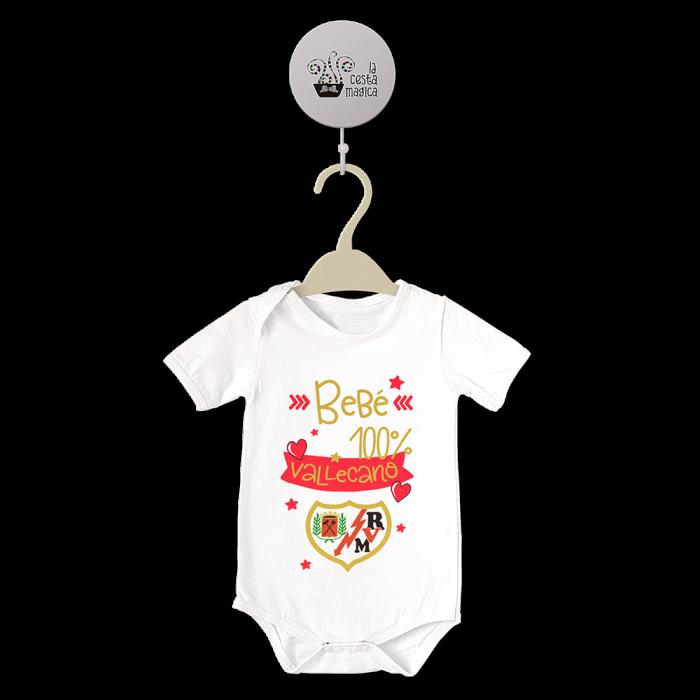 Body para Bebé, Vallecano  bodys - La Cesta Mágica
