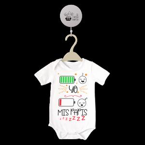 Body original para Bebé, Energía  bodys - La Cesta Mágica