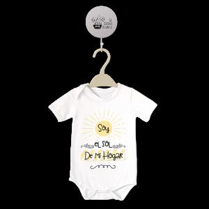 Body original para Bebé, Soy el Sol  bodys - La Cesta Mágica
