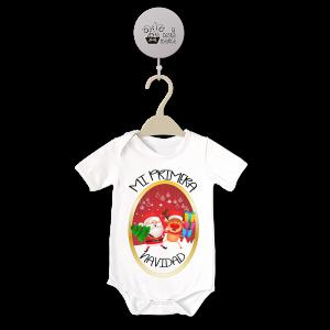 Body original para Bebé,Mi Primera Navidad  bodys - La Cesta Mágica