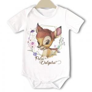 Body Original Bambi  bodys - La Cesta Mágica