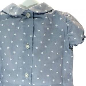 Conjunto Camisa manga corta y Bombacho  Cha-O  Ropa Bebé - La Cesta Mágica