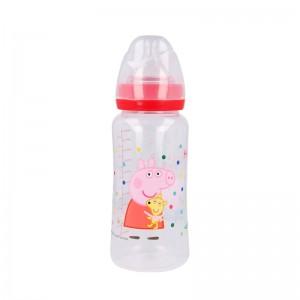 Biberón Peppa Pig 360ml  Alimentacion y Lactancia - La Cesta Mágica