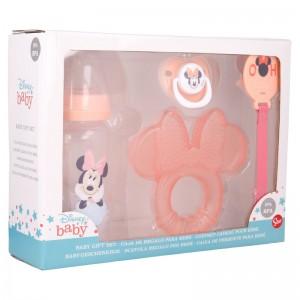 Set Premium 4 piezas Minnie Dreams  Alimentacion y Lactancia - La Cesta Mágica