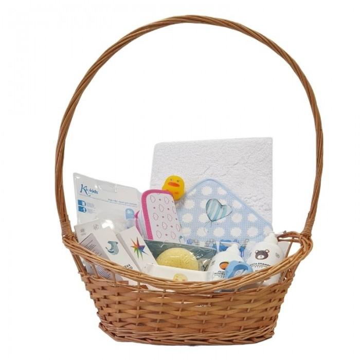 Cesta al Agua Pato Mamma Baby Niño  Canastillas para bebes - La Cesta Mágica