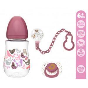 Cesta Bienvenido Bebé Niña  Canastillas para bebes - La Cesta Mágica