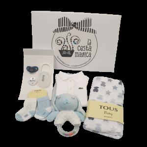 Caja Regalo Deluxe Edicion Limitada  Canastillas para bebes - La Cesta Mágica